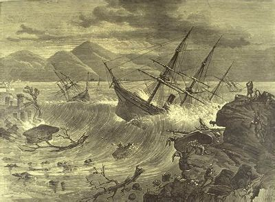 7 Most Deadly Tsunamis In History by 1868 Arica Tsunami 7 Most Deadly Tsunamis In History