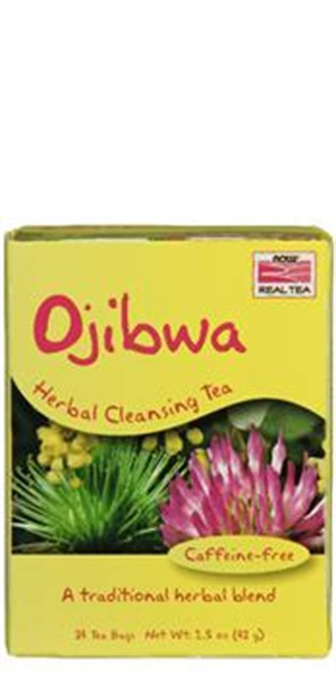 Does Ojibwa Tea Detox Thc by Now Foods Ojibwa Herbal Cleansing Tea 24 Tea Bags