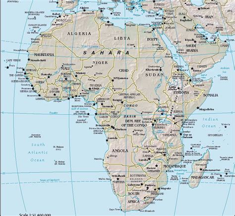 africa map hd image wallpaper africa map