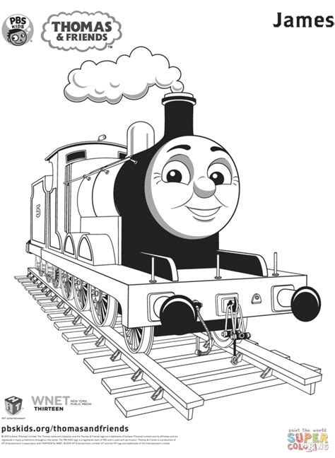 james train coloring page get this thomas the train coloring pages printable 51452