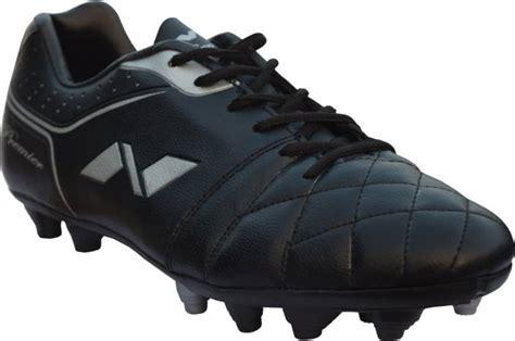 nivia football shoes flipkart nivia premier range football shoes for buy 11 black