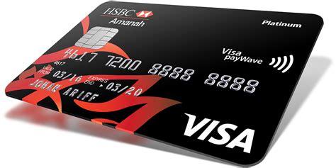 make hsbc credit card payment amanah mpower platinum credit card i hsbc