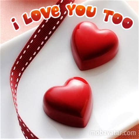 images of love u too mobavatar com i m in love i love you too free