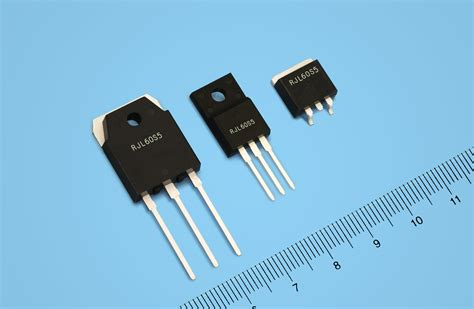 transistor gate widerstand junction mosfets mit nur 150 mω on widerstand und niedriger gate ladung elektrotechnik