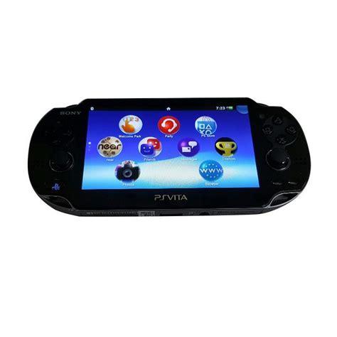 Jual Micro Sd Sony 64gb Jual Sony Ps Vita Cfw Black Micro Sd 64gb Harga Kualitas Terjamin