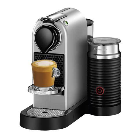 [The Bay] Nespresso CitiZ&Milk Coffee Maker 189$ TODAY ONLY   RedFlagDeals.com Forums