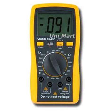 inductance meter fluke vc6243 multimeter inductance capacitance compared fluke ebay