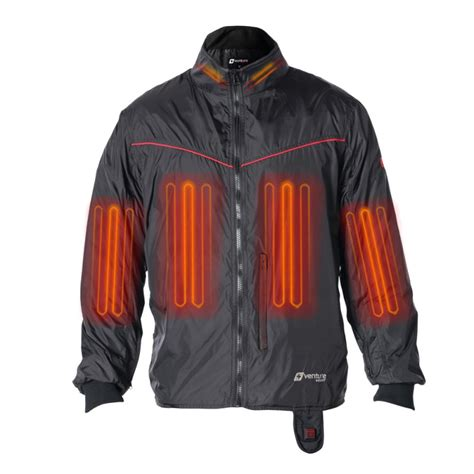 heated motorcycle clothing 12v motorcycle heated jacket liner lite heat without the
