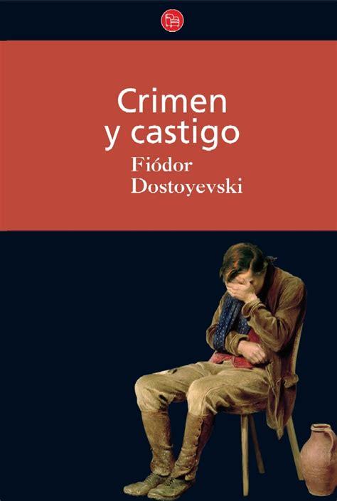 crimen y castigo dostoyevski descargar epub pdf epub y pdf gratis