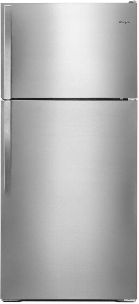 Whirlpool WRT134TFDM 28 Inch Top-Freezer Refrigerator with