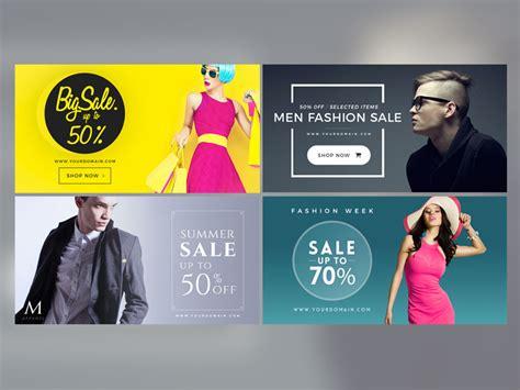 design fashion banner 21 advertising banner designs exles free premium