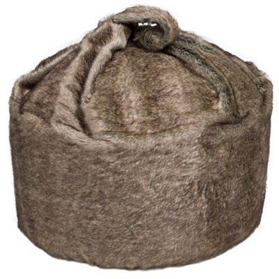 faux fur bean bag buy kaikoo faux fur bean bag light brown from our pouffes