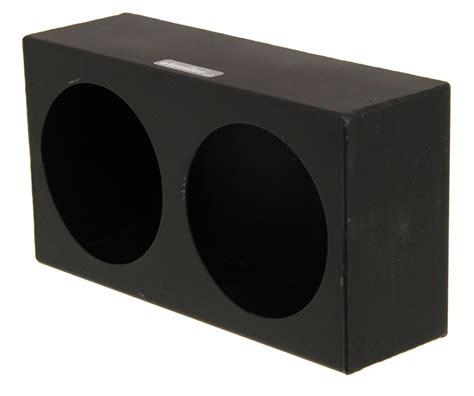 trailer light mounting box custer light mounting box 2 4 quot holes black