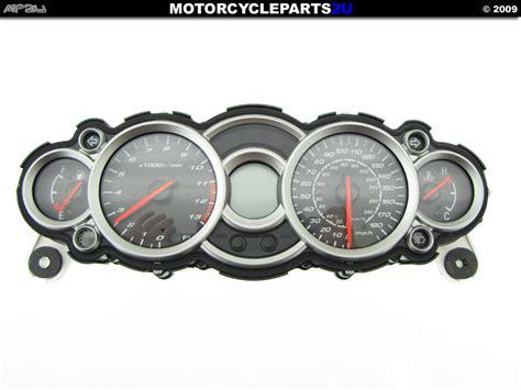 Suzuki Hayabusa Speedometer 08 09 Suzuki Hayabusa Speedometer Guages New Ebay