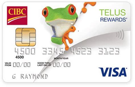 Telus Visa Gift Card - telus joins cibc in launching new visa rewards credit card iphone in canada blog