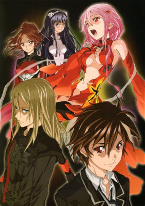 ähnliche anime wie guilty crown animedx de 187 187 guilty crown black lagoon tekken
