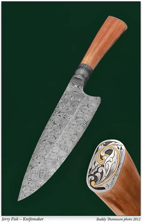 jerry fisk jerry fisk knives blacksmith knife makeing