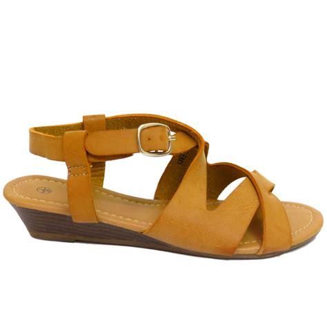 gladiator low wedge sandals comfy walking gladiator sandals low wedge