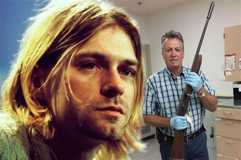 Kurt Got Stabbed by Pictures Of Shotgun Kurt Cobain Used To Kill Himself