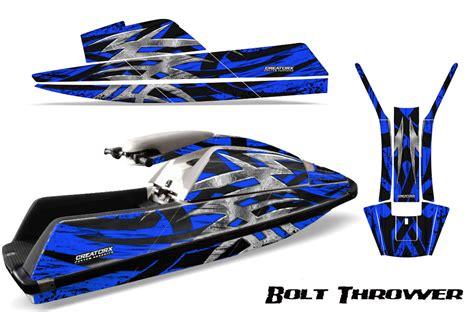 Yamaha Jet Ski Sticker by Yamaha Superjet Jet Ski Square Nose Creatorx Graphics Kit