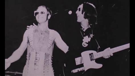elton john john lennon song john lennon elton john i saw her standing there msg 1974