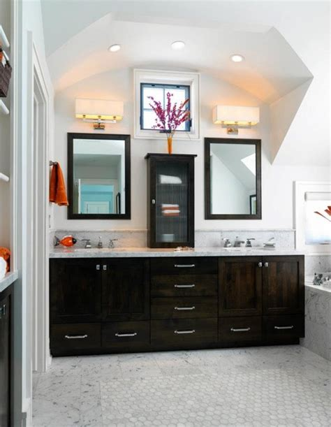use kitchen cabinets in bathroom high country kitchens eclectic bathroom vanities and