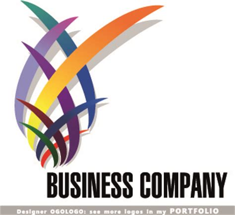 design logo business star company 3d logo design free vector in adobe