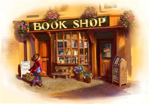 the shop a novel books storyboards concept rick fairlamb portfolio and