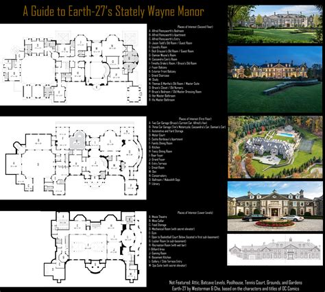 wayne manor floor plan stately wayne manor by roysovitch on deviantart