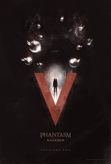 further exhumed the strange of phantasm ravager books phantasm v confirmed poster updated fangoria 174