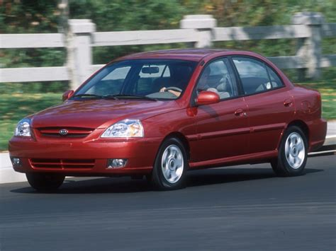 2003 kia reviews specs and prices cars