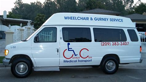 comfort care transportation pictures for comfort care medical transport in merced ca