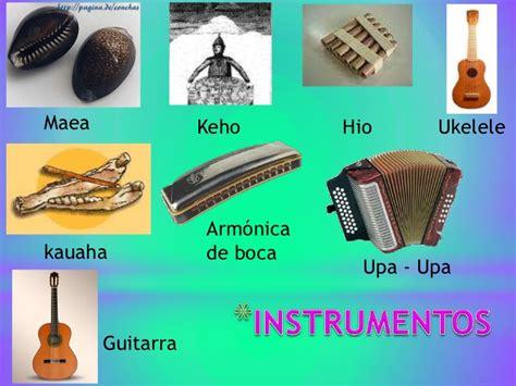 imagenes instrumentos musicales rapa nui isla de pascua chile