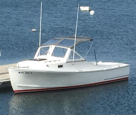 Cuddy Cabin Boat For Sale by 1981 Used Sisu Bass Boat With Cuddy Cabin Downeast Fishing