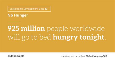 is it good to go to bed hungry no hunger globalgiving