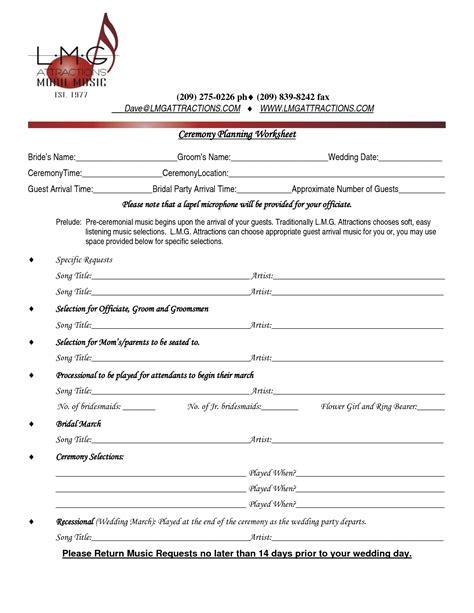 printable wedding flowers worksheet 20 best images of simple wedding planning worksheets