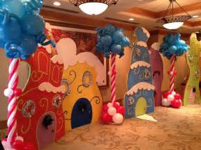 Dr Suess Decorations Dreamark Events Blog The Cat In The Hat Dr Seuss Party