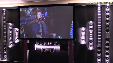 high  home cinema audio systems interview
