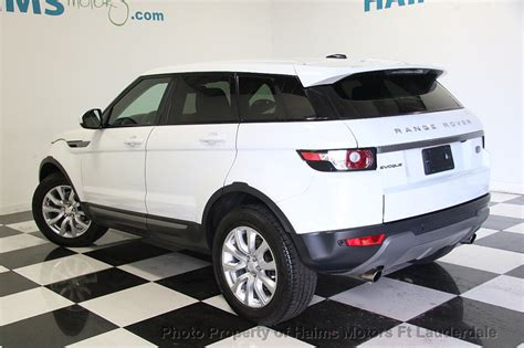 2014 used range rover 2014 used land rover range rover evoque at haims