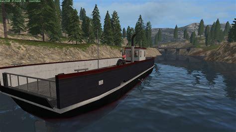 minecraft ferry boat mod ferry v 2 1 fs17 farming simulator 17 mod fs 2017 mod