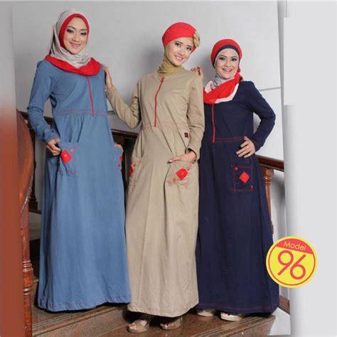 Baju Wearpack Warna Biru Dongker Size L Berkualitas baju gamis kaos muslim qirani 96 info 087881465905 jual busana muslimah gamis kaos