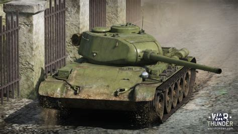 War Thunder Vehicle Giveaway - gaijin entertainment kubinka tank museum announce t 44 restoration free online