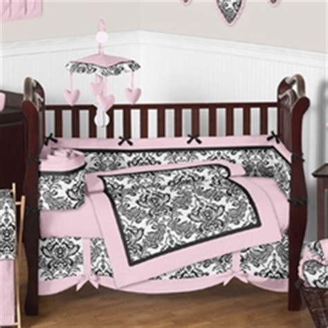 Pink Ladybug Crib Bedding Shabby Chic Crib Bedding Shabby Chic Baby Bedding Sets By Sweet Jojo Designs