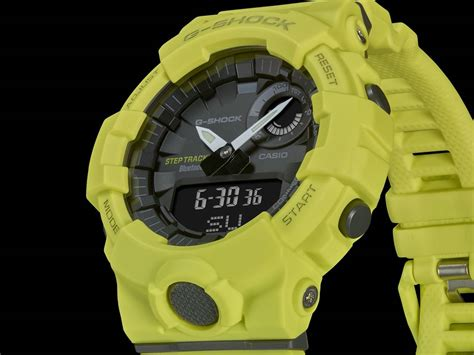G Shock Gba G Shock casio g shock g squad gba 800 shock resistant