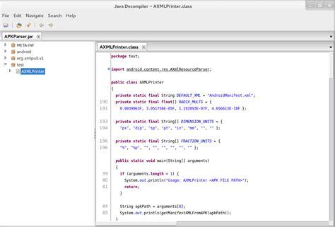 file format reverse engineering reverse engineering convert class or jar to java files