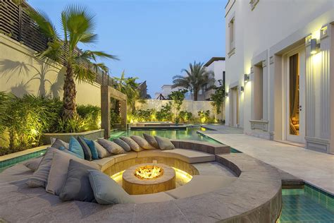 emirates luxury villa in dubai idesignarch