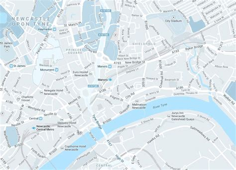 google maps gets cleaner look and orange areas of colors for google maps contains 6 unicolor skins for
