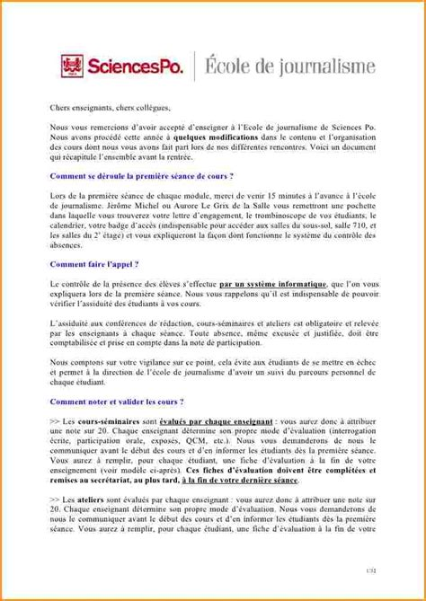 Lettre De Motivation Ecole Ingenieur Exemple 7 Exemple Lettre De Motivation Sciences Po Modele De Facture