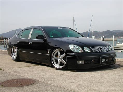 2005 lexus gs 300 information and photos momentcar