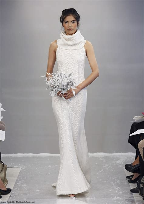 Theia Bridal Fall 2015 collection is inspired by Mongolia